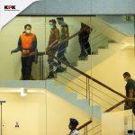 Masa penahanan Mantan Wakil Ketua DPR, Azis Syamsudin diperpanjang oleh KPK untuk pelengkapan penyidikan terkait dugaan 'orang dalam' Azis di dalam internal KPK. Senin (11/10/2021). Dok: Instagram @official.kpk