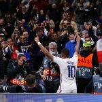 Dalam partai final UEFA Nations League, Prancis berhasil mengalahkan Spanyol dengan skor 2-1 di stadion San Siro. Senin (11/10/2021). Dok: Instagram @fff.