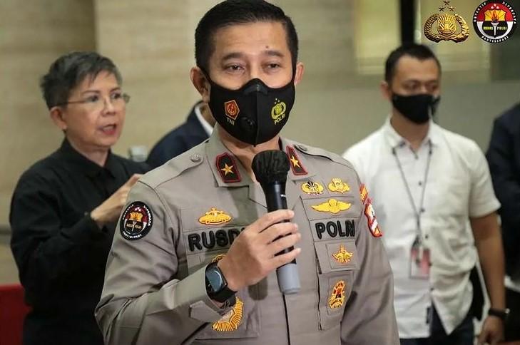 LBH Makassar menyayangkan respons Polri yang menunggu bukti baru dari pihak pelapor untuk dapat membuka kembali penyelidikan. Dok: Instagram @divisihumaspolri.