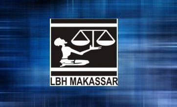 LBH Makassar membantah keterangan P2TP2A Luwu Timur terkait ayah pelaku pemerkosaan yang harmonis dengan ketiga korbannya (Selasa, 12/10/2021). Dok: lbhmakassar.org.